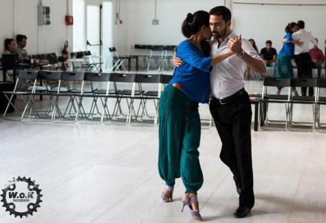Florencia e Giuliano Tango argentino
