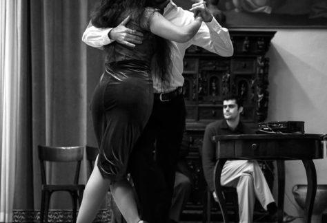 Corsi Maestri tango livello 1