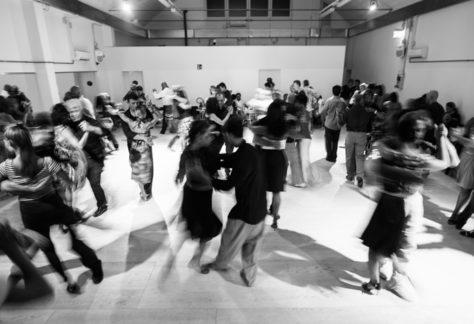 Les Marathons stage di tango